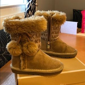 Michael Kors Boots with box